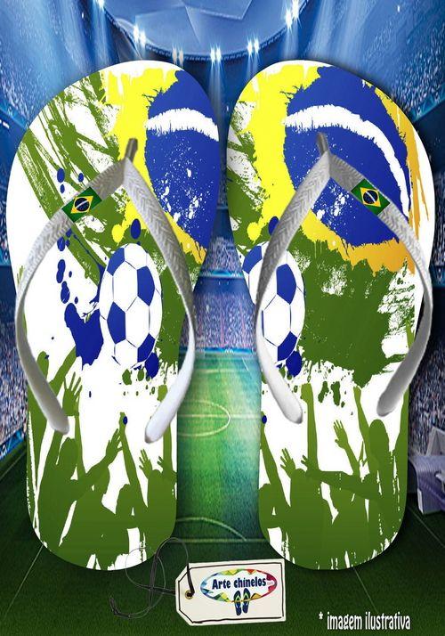 Kit com 12 pares de chinelos atacado para revenda Brasil 04
