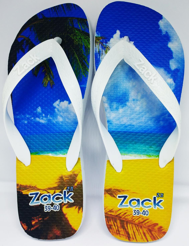 Kit com 12 pares de chinelos atacado para revenda  Zack  Mod. 21