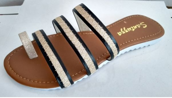 Sandálias rasteirinhas Arabbelas - Rasteirinha no atacado mod 12