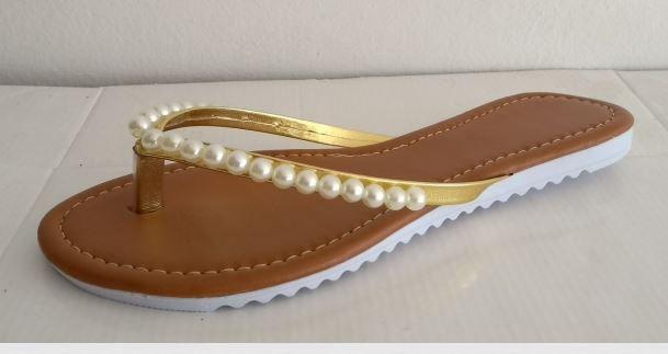 Sandálias rasteirinhas Arabbelas - Rasteirinha no atacado mod 13
