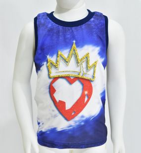 Camiseta Regata Descendentes - Evie