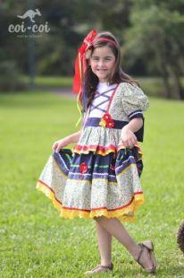 Vestido Mariazinha