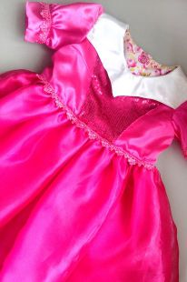 Vestido Princesa Aurora