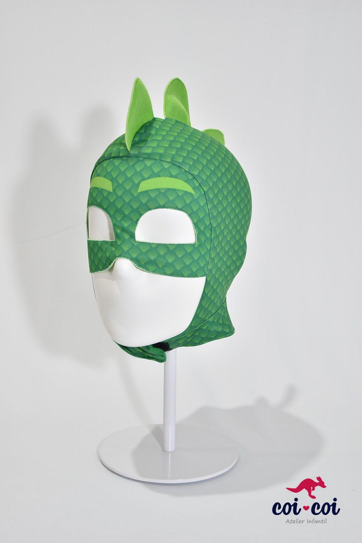 Mascara Lagartixo