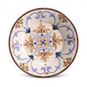Prato De Sobremesa Atrium Porto Brasil Cerâmica