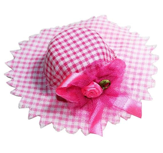 Só Na Amo Tule Saias De Tule E Muito Mais Você Encontra Mini Chapéu
