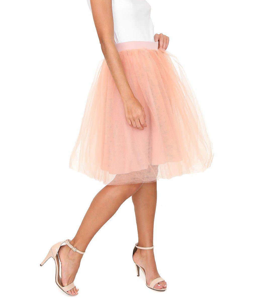 Saia Tule Midi Amo Tule Fantasy Bailarina Moda Clássica Ballet