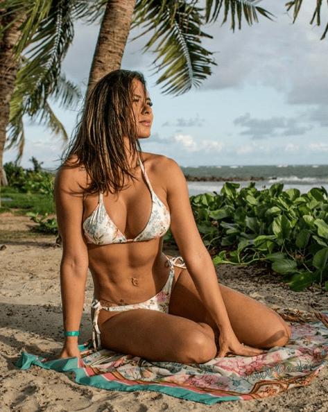 Biquíni Cortininha Tanga Sunguete Argolinha Bora Bora