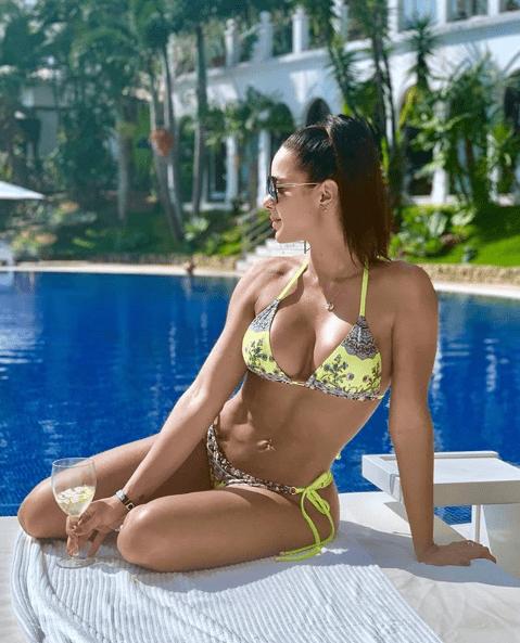 Biquíni Cortininha Tanga Sunguete Argolinha Cancún