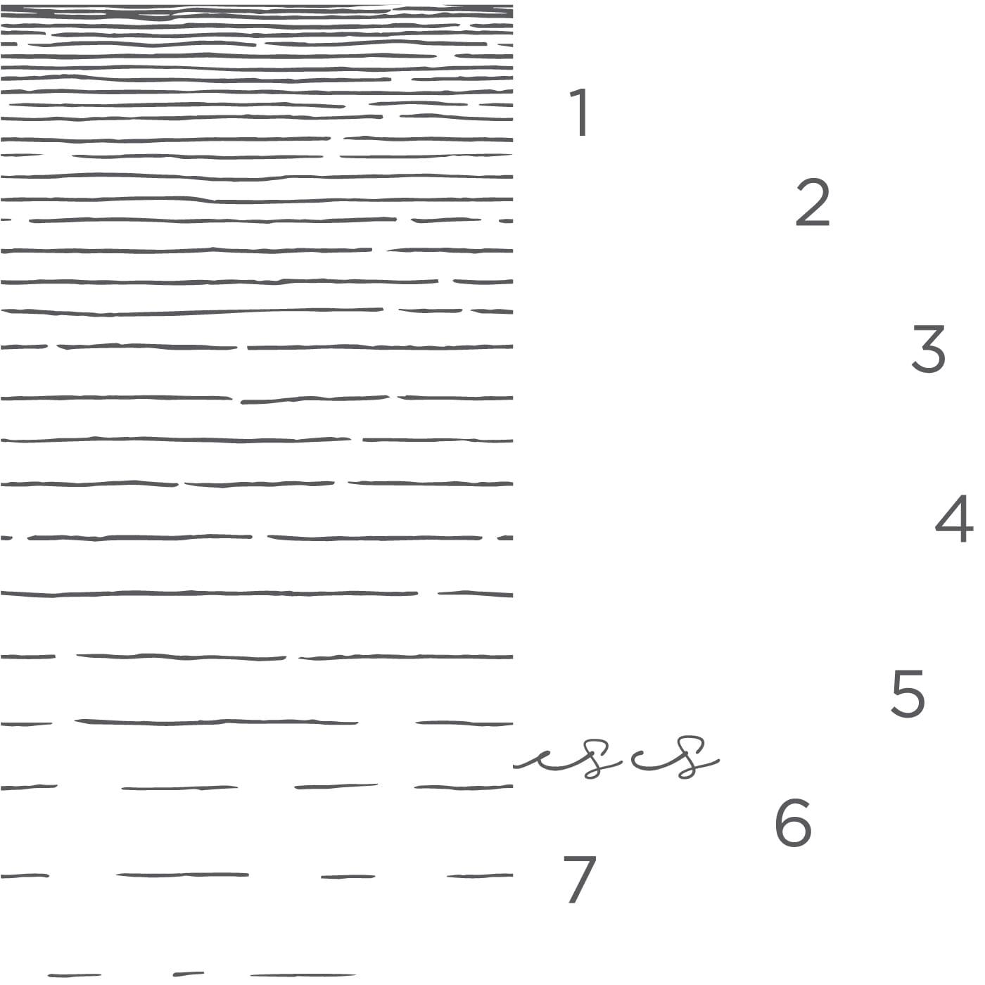1 flufi linhas + 1 flufi mêsversário