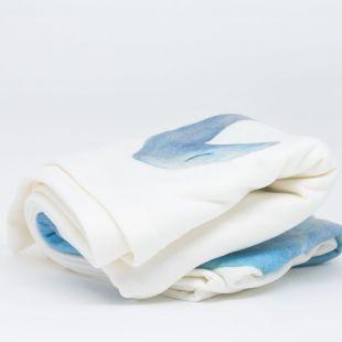 cobertor bicho dino com nome da criança