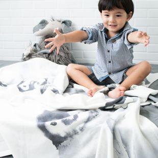 cobertor bicho pinguim