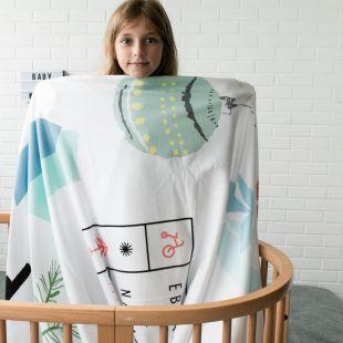 cobertor eba é natal