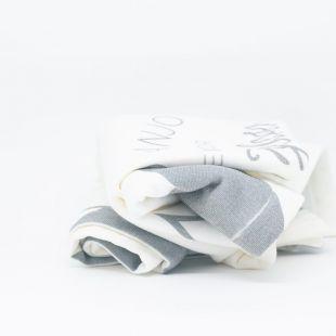 cobertor frase santo anjo design - 12 opções de cores