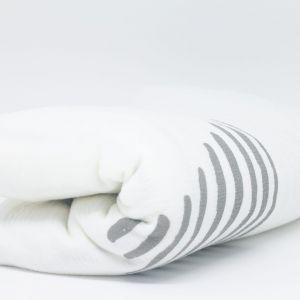 flufi grafismo quatro camadas de algodão