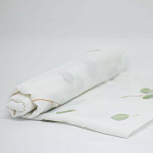 flufi uma camada de algodão eucalipto