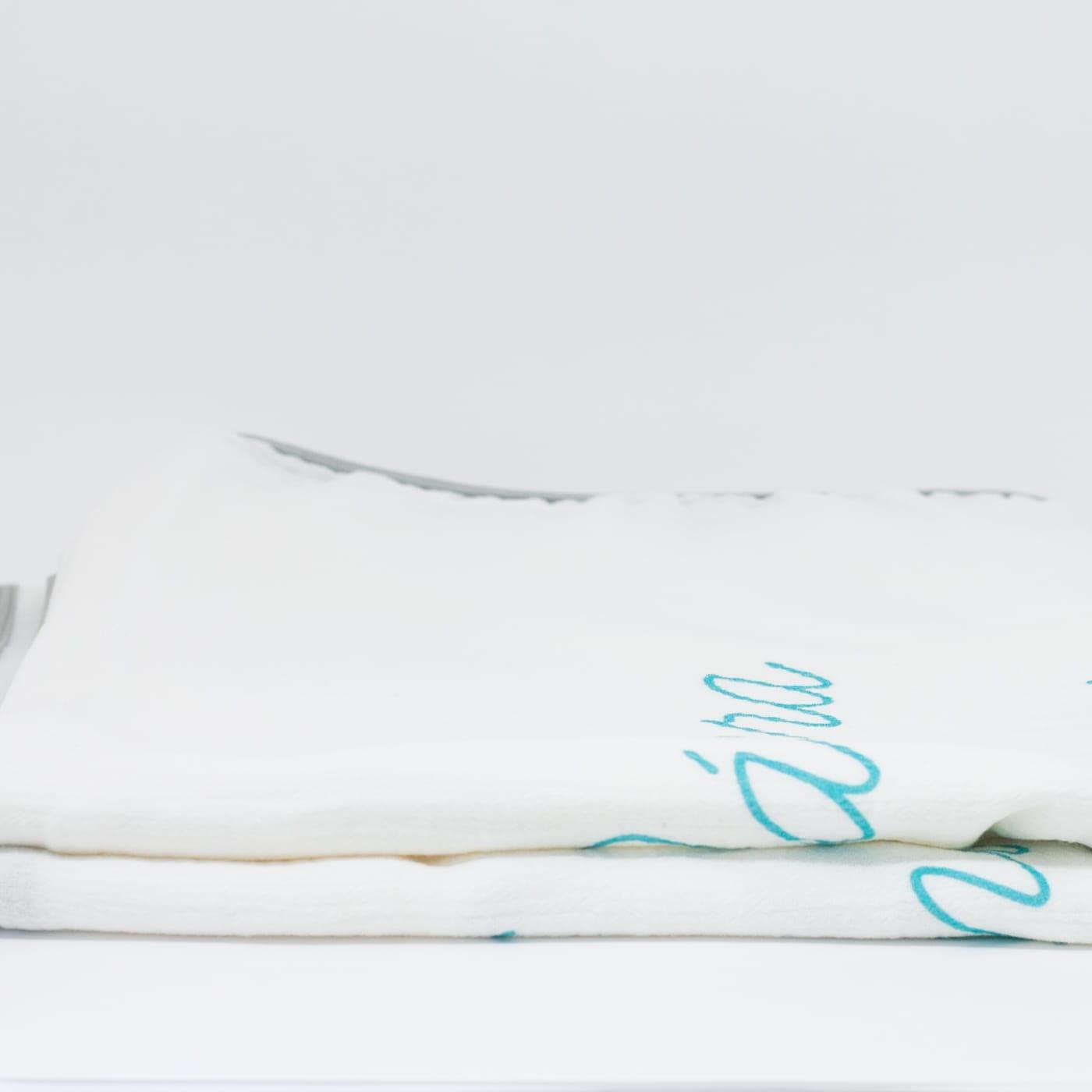 flufi duas camadas de algodão frase já era amor - 12 opções de cores