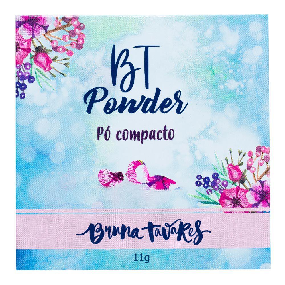 BT Powder Pó Compacto Bruna Tavares Cor 10