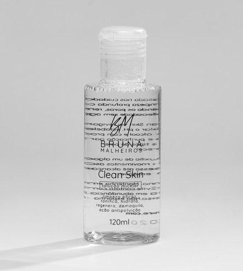 Clean Skin Bruna Malheiros – Solução Micelar