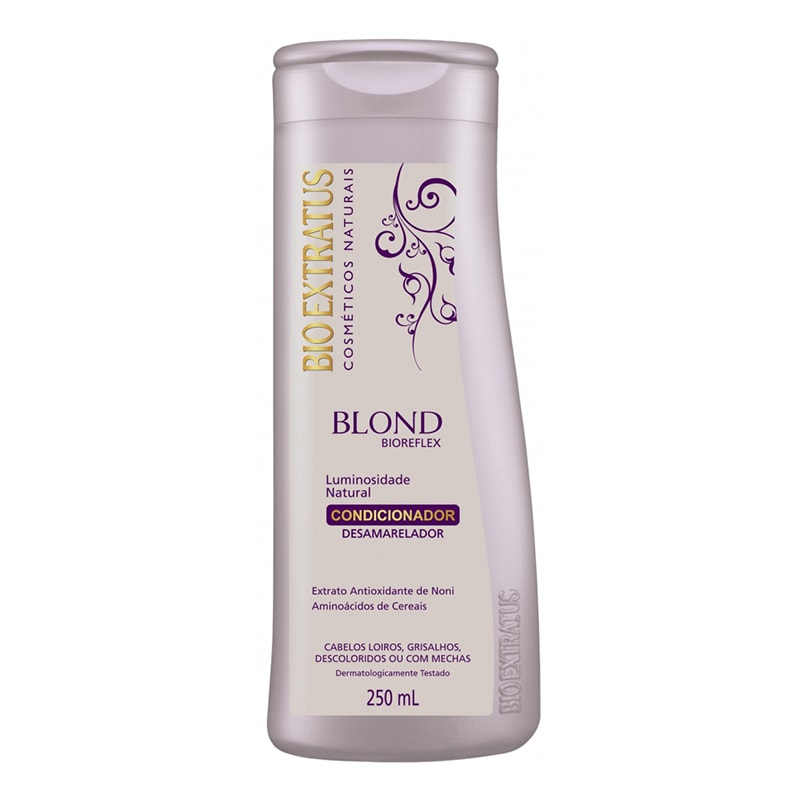 Condicionador Bio Extratus Blond 250ml