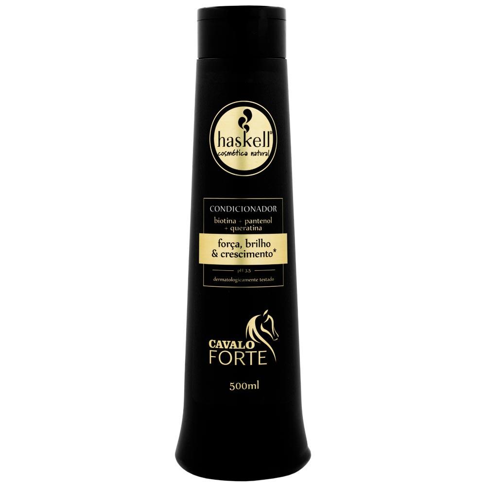 Condicionador Haskell Cavalo Forte 500 ml