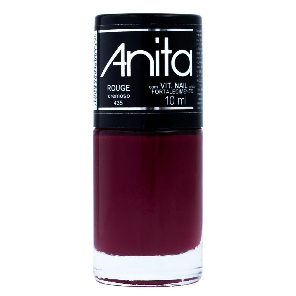 Esmalte Anita Rouge