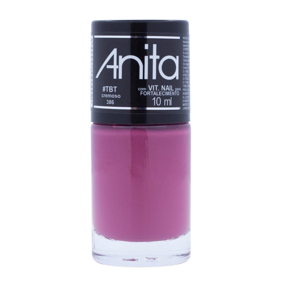 Esmalte Anita #TBT