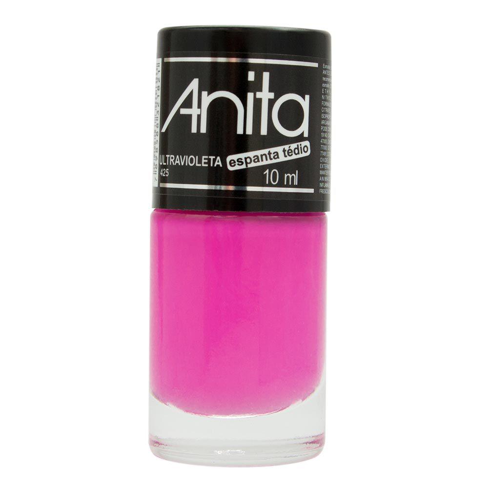 Esmalte Anita Ultravioleta Espanta Tédio