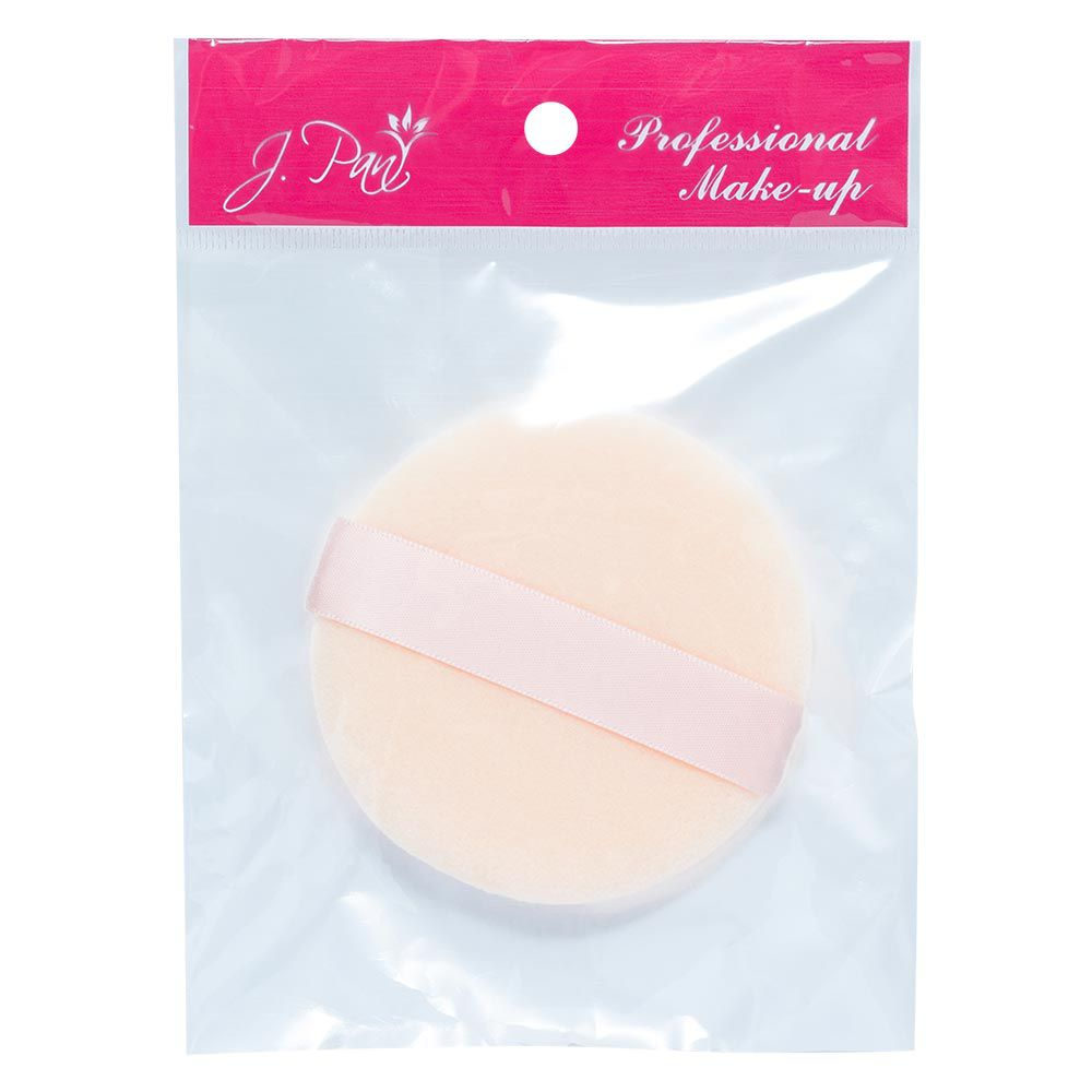 Esponja Para Maquiagem J Pan 29-13 Veludo