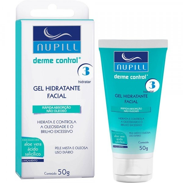 Gel Hidratante Nupill Derme Control
