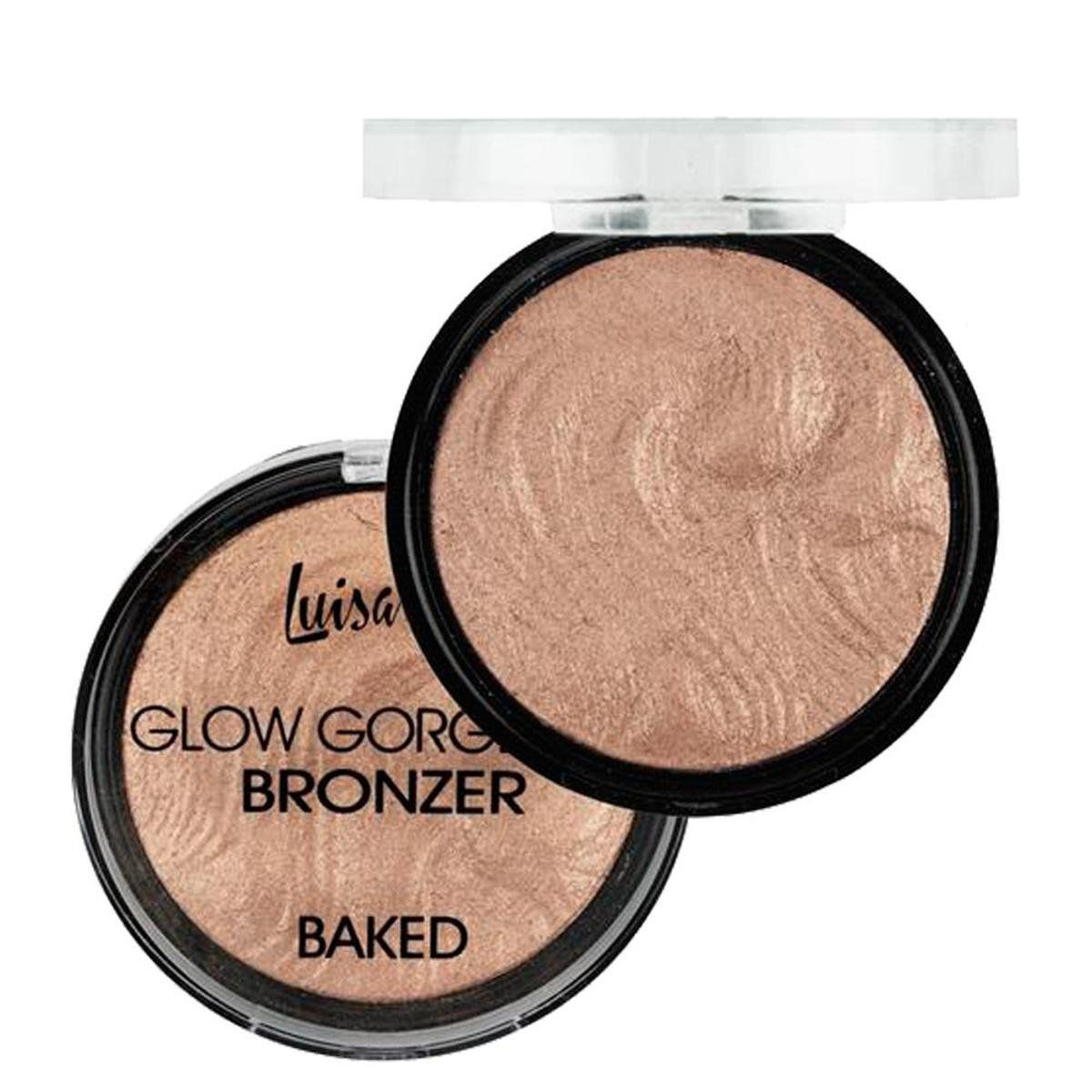 Glow Gorgeous Bronzer Baked  cor A