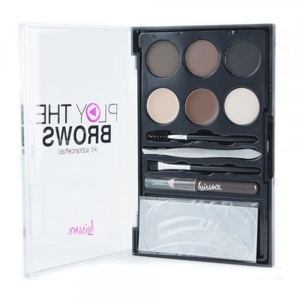 Kit Para Sobrancelhas Luisance Play The Brows