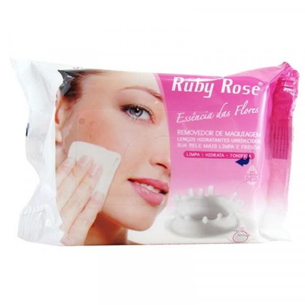 Lenços Demaquilantes Ruby Rose