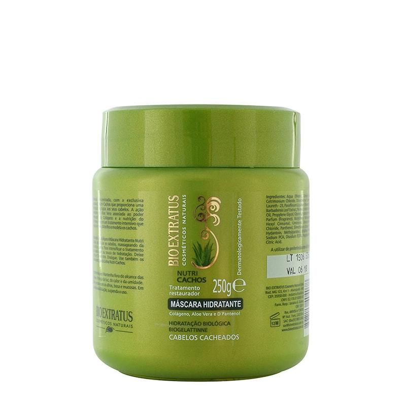 Máscara de Hidratação Bio Extratus Nutri Cachos 250g
