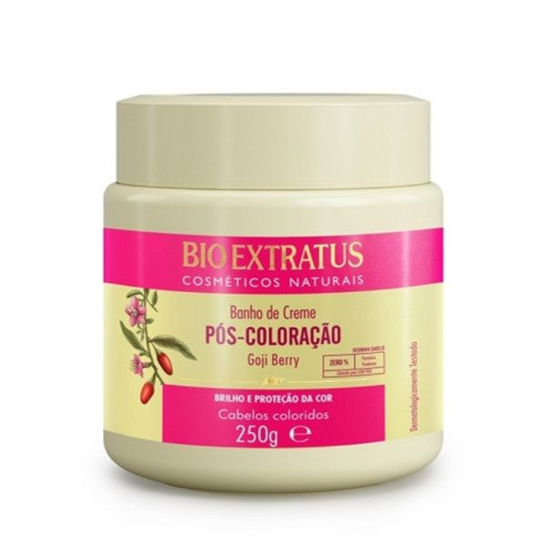 Máscara de Hidratação Bio Extratus Pós-Coloração 250g