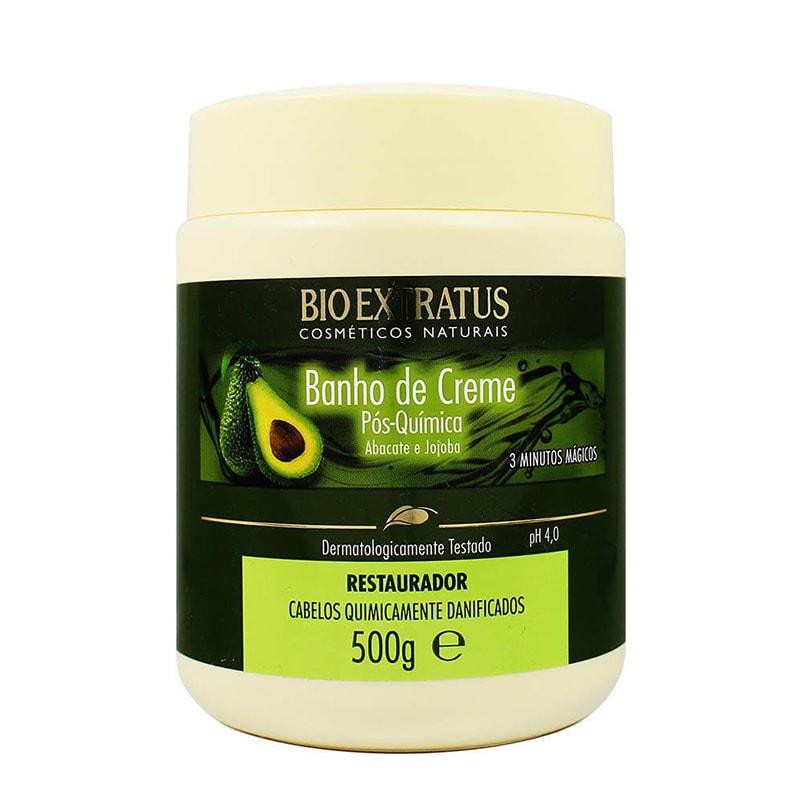 Máscara de Hidratação Bio Extratus Pós-Química 500g