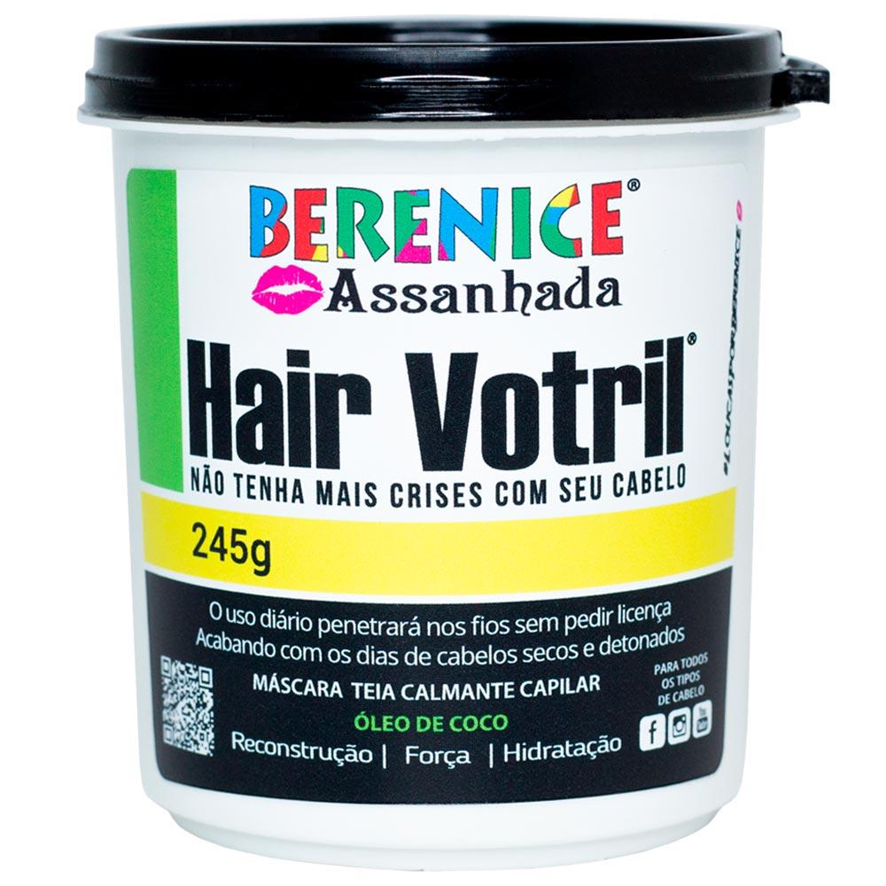 Máscara de Hidratação Hair Votril Berenice Assanhada 245 gr