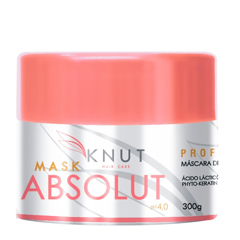 Máscara Knut Absolut 300g