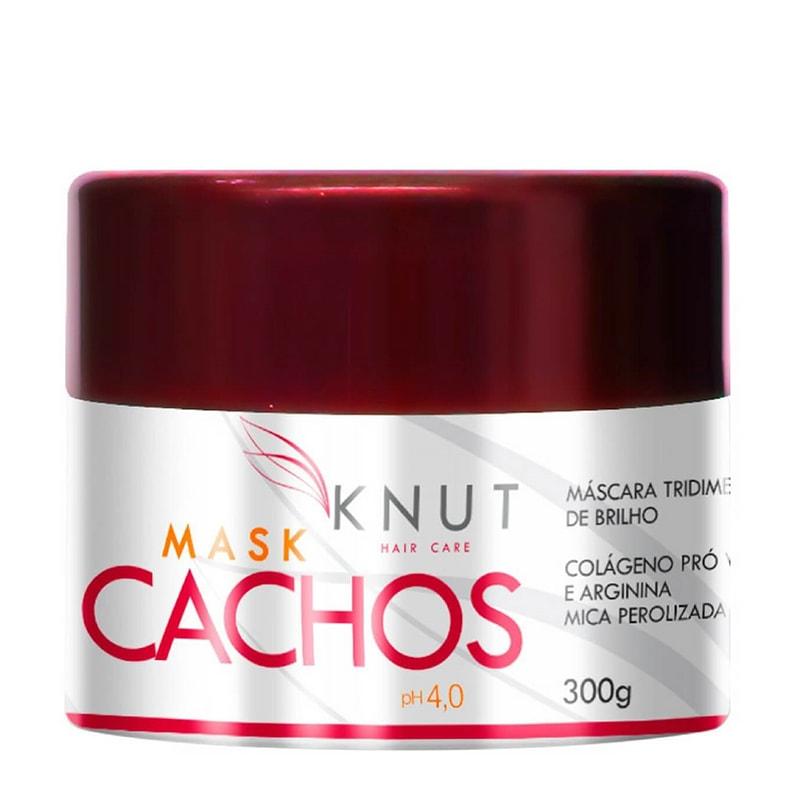 Máscara Knut Cachos 300g
