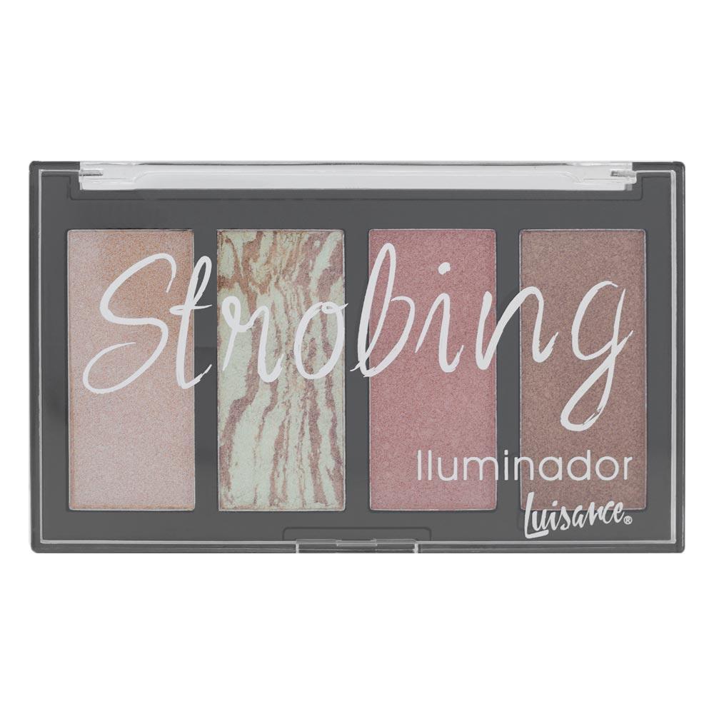 Paleta de Iluminador Luisance Strobing