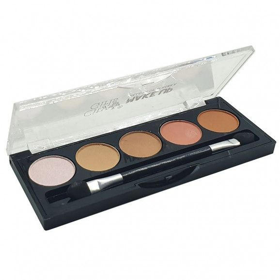 PALETA DE SOMBRA CITY GIRLS MAKE UP COR A