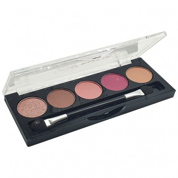PALETA  DE SOMBRA CITY GIRLS MAKE UP COR B
