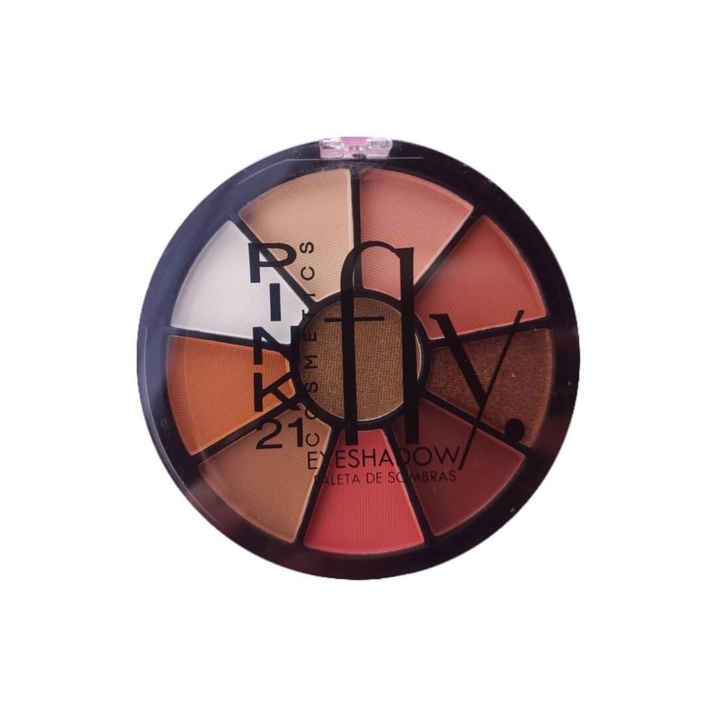 Paleta de Sombra Fly Pink 21 Cor 01
