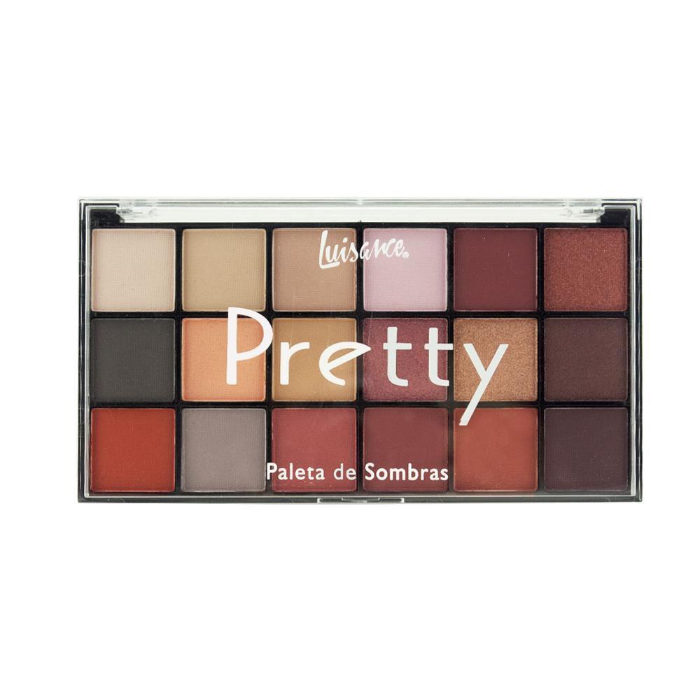 Paleta de Sombra Luisance Pretty B