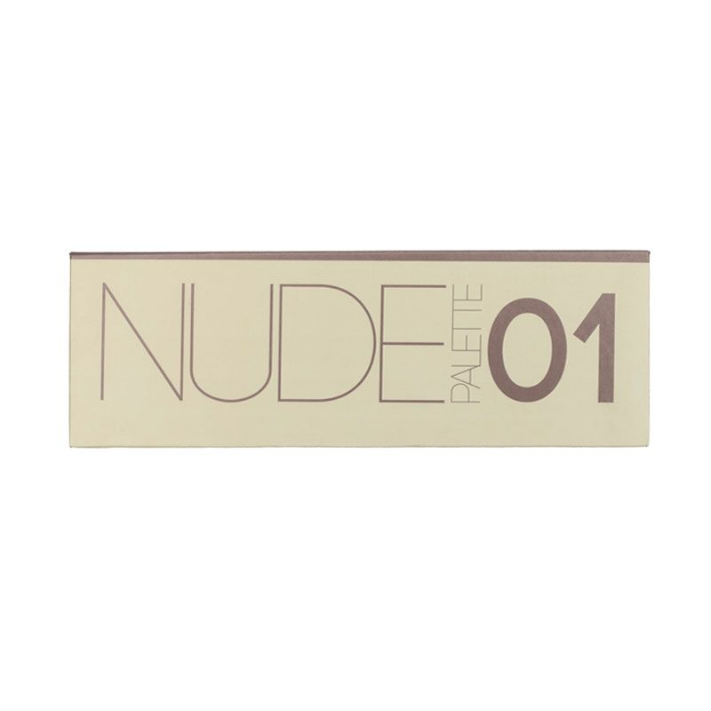 Paleta de Sombra Vivai Nude 01