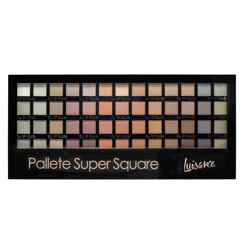 Paleta de Sombra Luisance Super Square L6002
