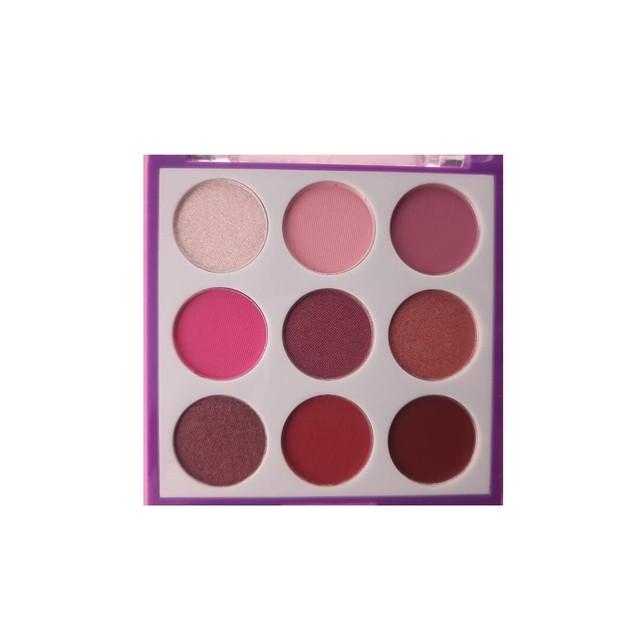 Paleta Pink 21 Candy Flavor Bubble Cum