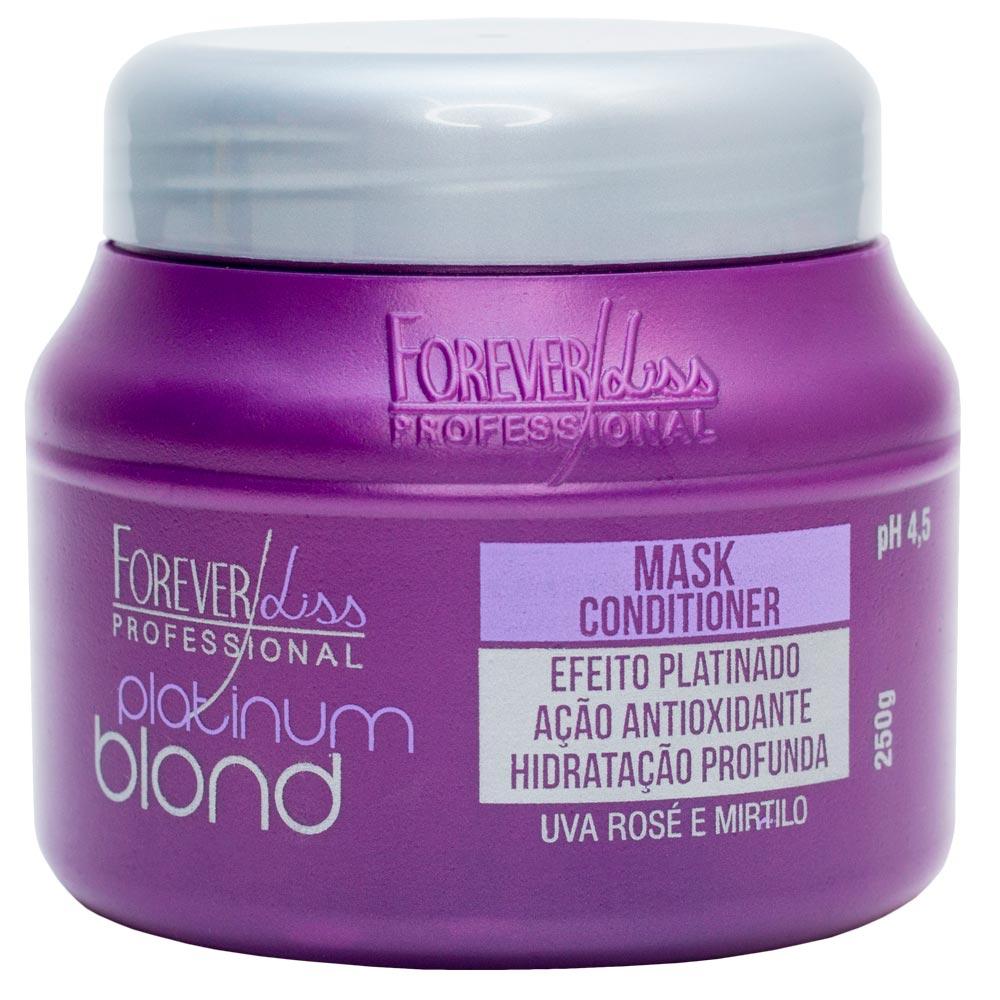 Platinum Blond Mask Conditioner Foreverliss