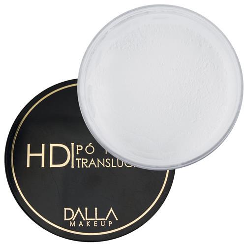 Pó HD Facial Translúcido Dalla Makeup