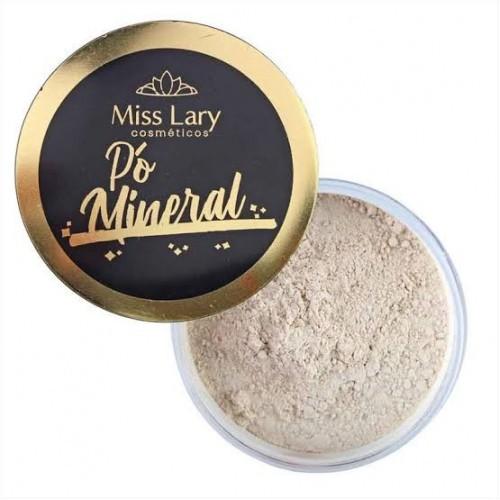 Pó Mineral Miss Lary